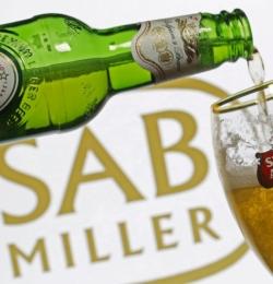 AB InBev combined with SAB Miller