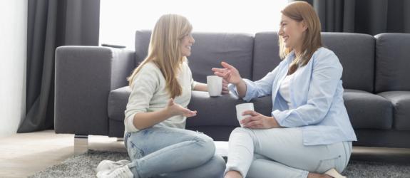 Семейный разговор