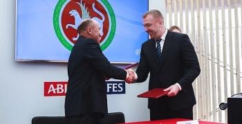 Правительство Республики Татарстан и AB InBev Efes подписали соглашение о запуске агропромышленной программы