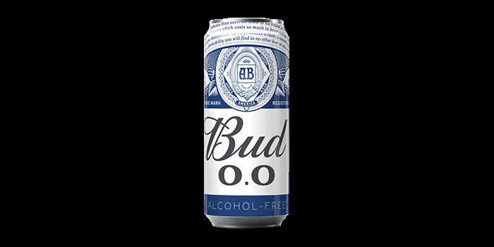 Новый дизайн банки Bud 0.0