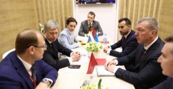 Алексей Русских и руководство AB InBev Efes обсудили перспективы развития предприятия в регионе