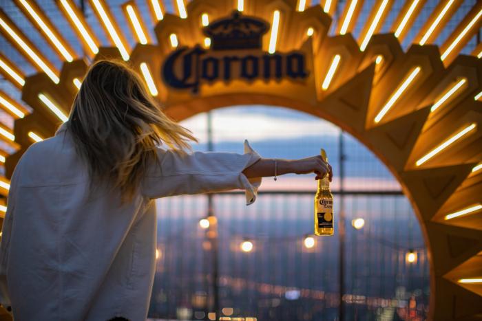 Смотровая площадка Corona Extra